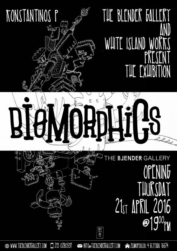 Biomorphics-Invitation