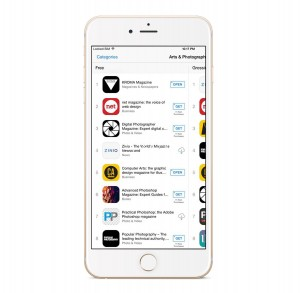 KROMA no1 in AppStore