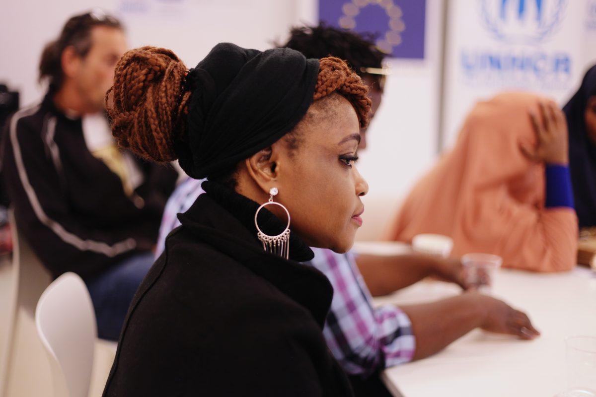 KROMA / Face Forward Workshops // Photo by Thekla Malamou