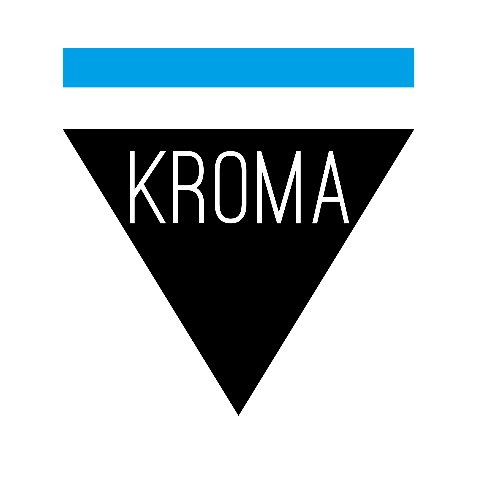 KROMA//logo