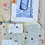 KROMA/Xenofon Papaefthimiou_ON THE ROAD_Mixed media collage_pr