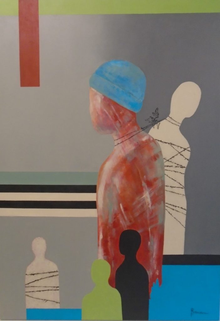 KROMA / Exposing Violence / Fedra Ritoridou