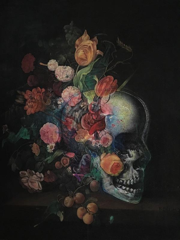 KROMA / Les Fleurs du Mal / Konstantinos Patsios