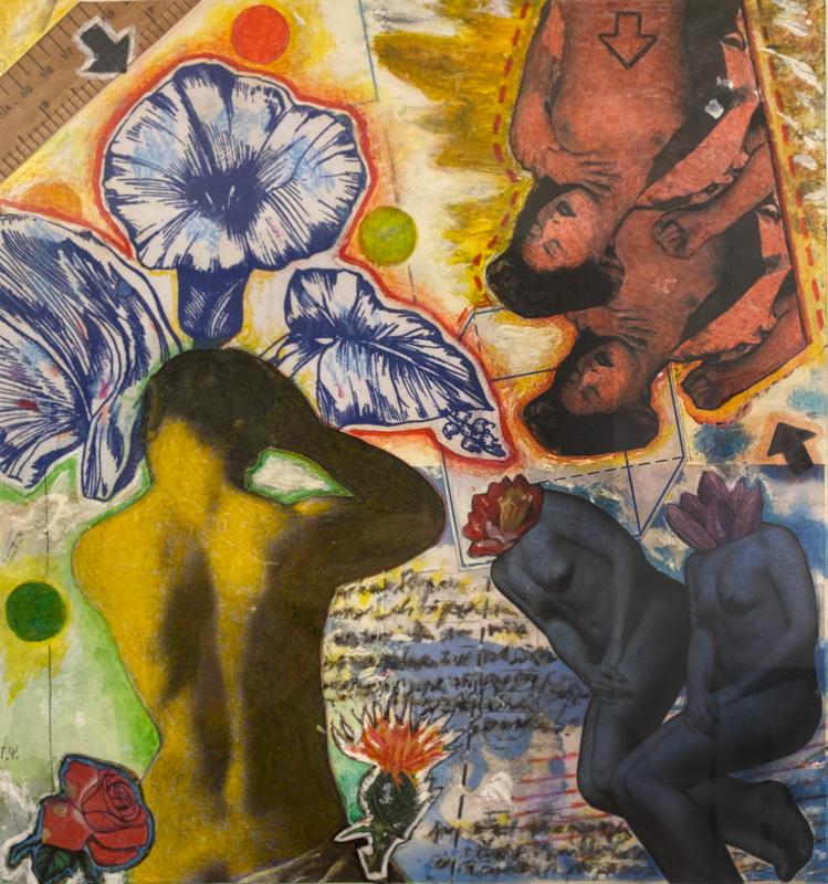 KROMA / Les Fleurs du Mal / Yannis Psihopedis
