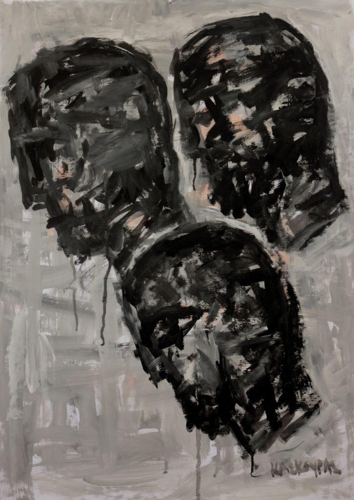 KROMA / Νυνί Αήρ / Nikos Kaskouras – Marco Fratnik / Ersi Gallery