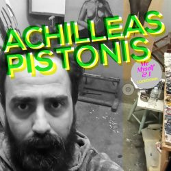 KROMA / Achilleas Pistonis / Lockdown Exclusive Interview #StayHome Issue-11