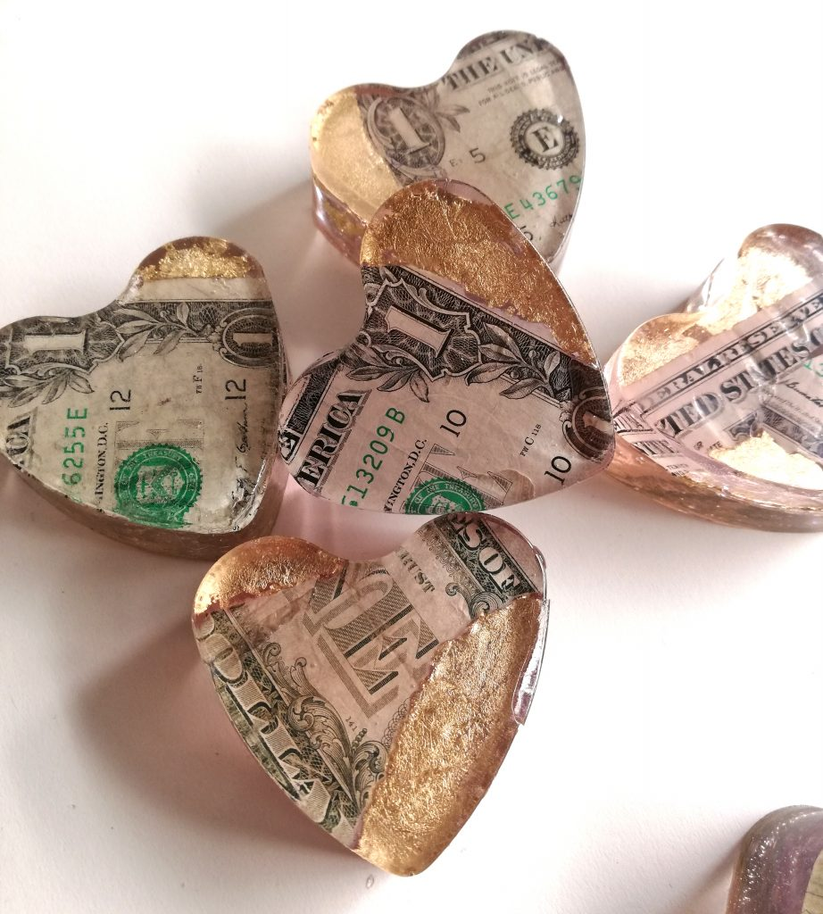 KROMA Heart Factory - Love is a Hard Currency